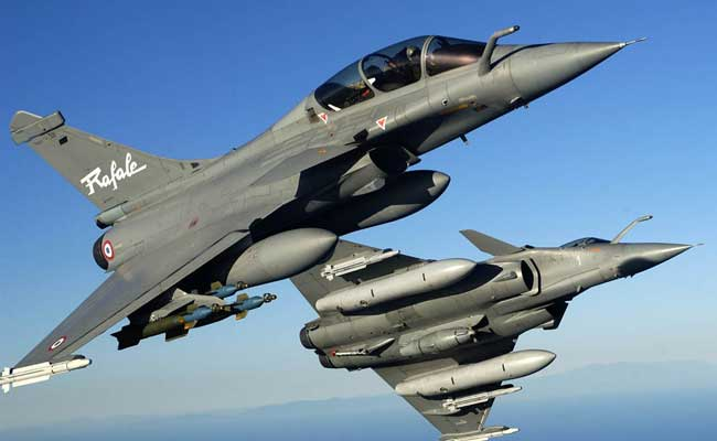 MoD hits back at Congress on call for Rafale deal details