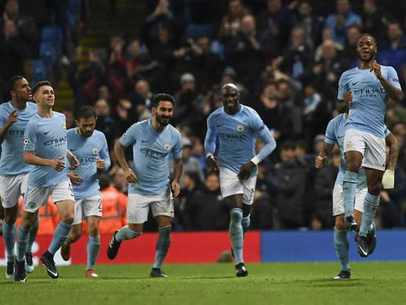 UEFA Champions League: Manchester City Earn Top Spot After Raheem Sterling