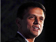 Rahul Dravid's Sporting Gesture In Under-19 Asia Cup After Nepal Stun India