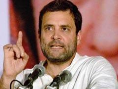 """Won't Ape BJP, Won't Respond To Its Abuses,"" Says Rahul Gandhi"
