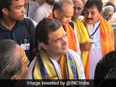 'Are Temples Off-Limits For Me?' Rahul Gandhi On 'Soft Hindutva' Allegations