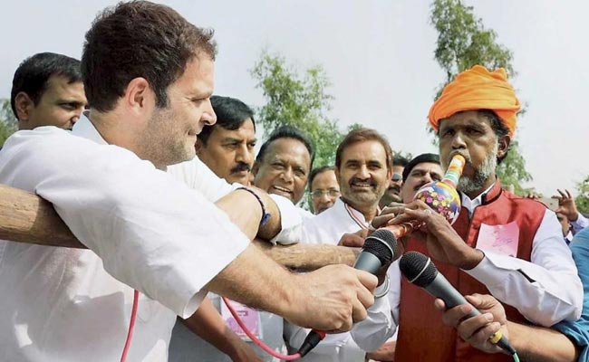 PM Modi Made Money Disappear From Gujarat Through Magic: Rahul Gandhi