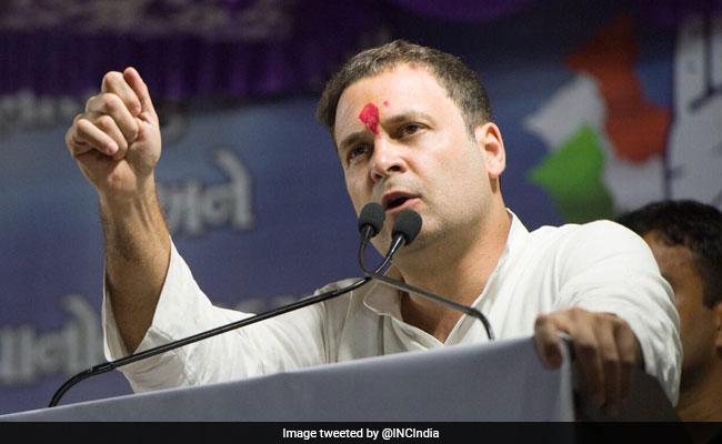 यह चुनाव गुजरात के भविष्य के लिए, पीएम मोदी के भाषण में 60 फीसदी बातें मेरे और कांग्रेस के ऊपर : राहुल गांधी