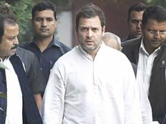 """Hugplomacy Fail"": Rahul Gandhi Unloads New Twitter Burn Over US Move"