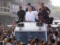 NTPC Blast: In Middle Of Gujarat Yatra, Rahul Gandhi Heads To Raebareli
