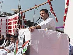 Rahul Trains Guns On Modi Over Rafale Deal, Jay Shah Issue