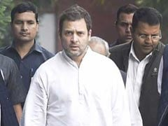 Rahul Gandhi's Body Language Is Like Gabbar Singh's: Union Minister Giriraj Singh