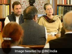 Finally, A Date For Rahul Gandhi's Promotion To Congress President
