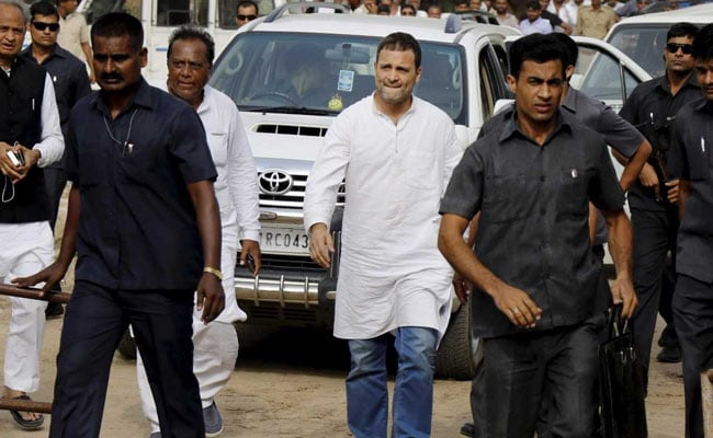 High Court Rejects Plea Against Rahul Gandhi Over Skipping Security Cover