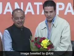 'आशिकी' अभिनेता राहुल रॉय बने BJP का हिस्सा, Twitter ने बताया राहुल गांधी का कॉम्पिटीटर