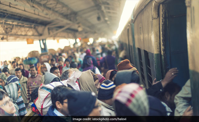 Fines From Ticketless Travel Crosses Rs 100 Crores In 7 Months: Central Railway