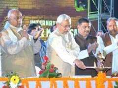 अंतरराष्ट्रीय राजगीर महोत्सव शुरू, स्थल बदलने के विवाद का नीतीश कुमार ने दिया जवाब