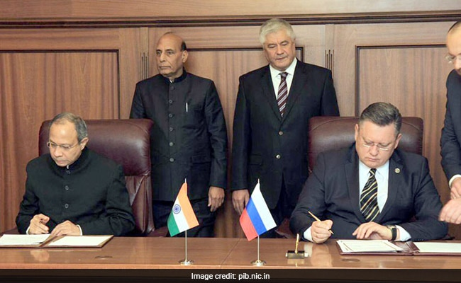 Russia To Help India Set Up National Crisis Management Centre