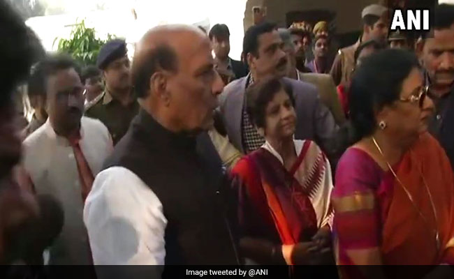 Rajnath Singh Leaves For Russia To Sign 2 Pacts To Boost Security Ties