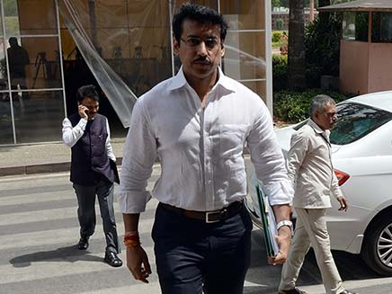 Rajyavardhan Singh Rathore Says Ministry Will Give Complete Funding To Hockey India