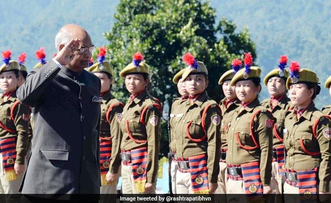 चीन ने राष्ट्रपति कोविंद की अरुणाचल प्रदेश यात्रा पर आपत्ति जतायी