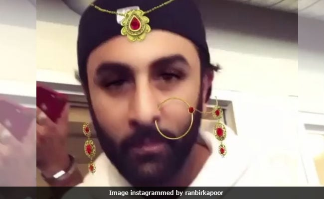 Ranbir Kapoor Starts Brahmastra Preparation. Pics And Details Here