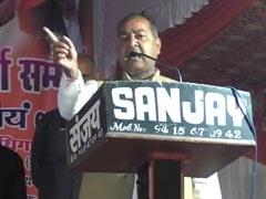'Vote My Wife Or Else...': BJP Leader Warns Muslims About 'Difficulties'