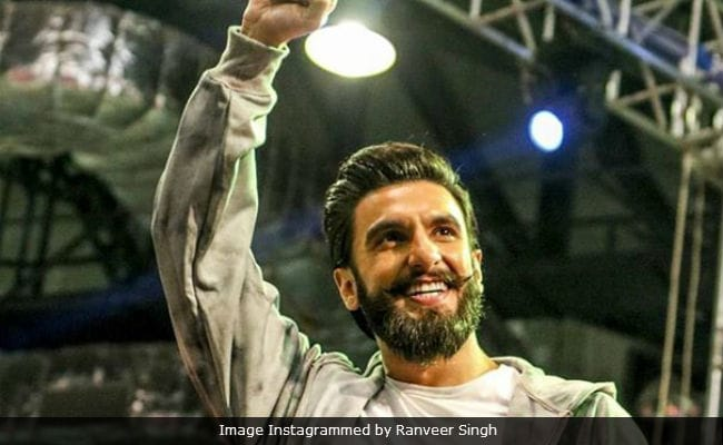 '200 Per Cent With Padmavati' Ranveer Singh Speaks Out On Controversies