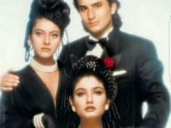 Raveena Tandon Wins 90s Fashion Test In Throwback Pic Also Featuring Kajol And Saif Ali Khan