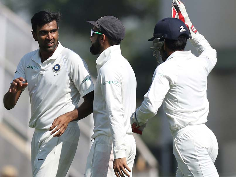 Ravichandran Ashwin Becomes Quickest To Reach 300 Test Wickets