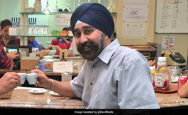 Sikh Mayoral Candidate Called Terrorist In Flyers In US