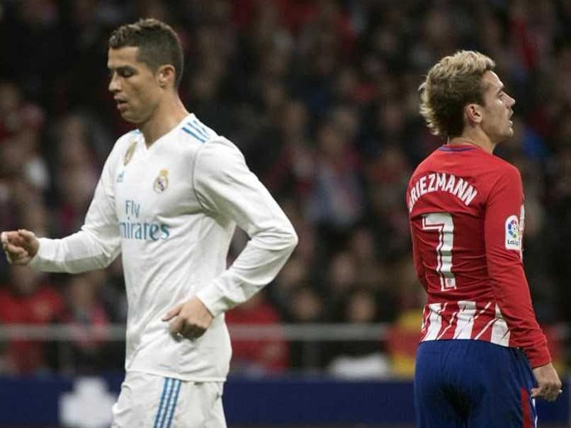 Real Madrid vs Atletico Madrid, La Liga: Derby Stalemate Leaves Real 10 Points Behind Barcelona