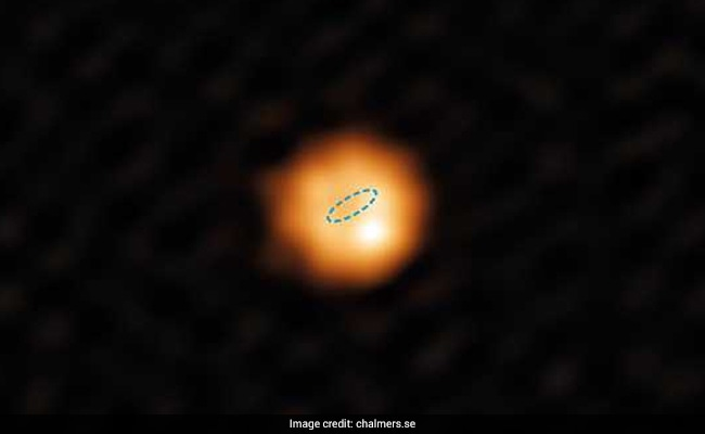Images Of Red Giant Star Give Glimpse Of Sun's Future