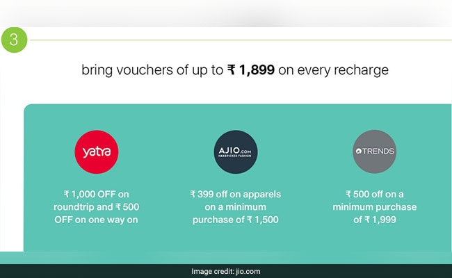 Reliance Jio Triple Cashback Offer Recharge Plan | MyJioPhone