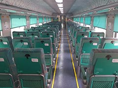 Railways To Operate Delhi-Amritsar Shatabdi Service With Linke Hofmann Busch Coaches