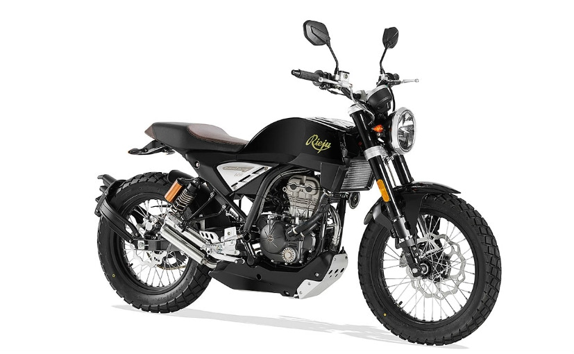 Spanish Motorcycle Firm Unveils Rieju Century 125