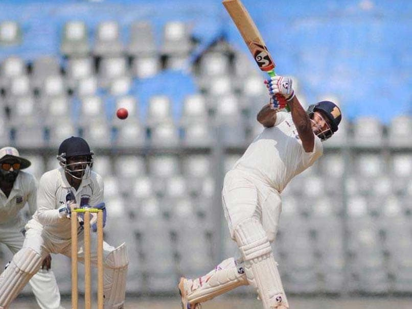 Ranji Trophy: Rishabh Pant Roars Back To Form, Nitish Rana Ton Puts Delhi On Top