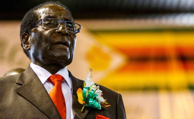 Robert Mugabe Sacked As Chief Of Zimbabwe's Ruling Party; Former Vice President To Take Over