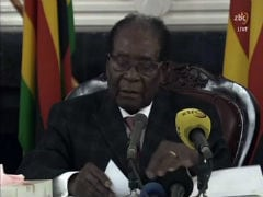 Nephew Says Robert Mugabe Accepts Ousting And Is 'Quite Jovial'