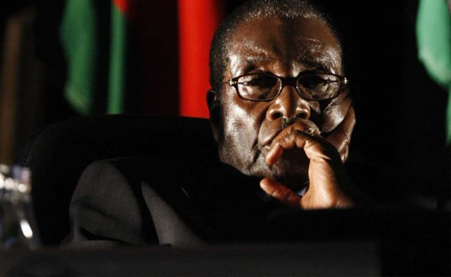 Nearly $1 Million Stolen From Ex-Zimbabwe President Robert Mugabe's House