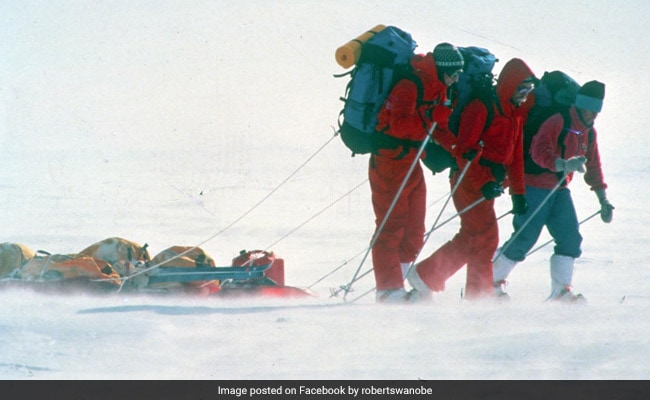 Father-Son Team Plans Antarctic Trek Powered By Renewable Energy