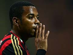 Brazil Striker Robinho Given 9-Year Term For Rape In Italy