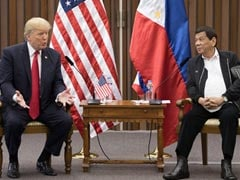Donald Trump Hails 'Great Relationship' With Self-Proclaimed Killer Rodrigo Duterte