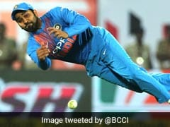 INDvsNZ: निर्णायक टी20 में रोहित शर्मा के इस कैच से 'बैकफुट' पर आ गई थी कीवी टीम, देखें Video