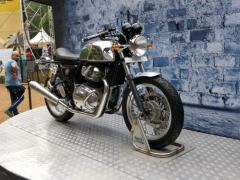 Royal Enfield Interceptor 650 And Continental GT 650 Unveiled In India At Rider Mania 2017