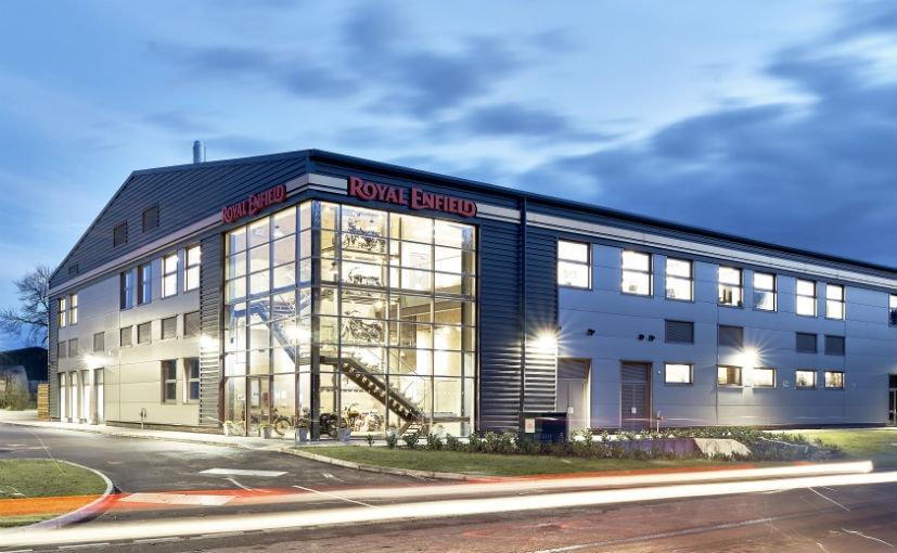 royal enfield technical centre uk