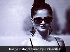 किन्नर बनने वाली टीवी एक्ट्रेस रुबीना दिलेक ने Photo shoot में दिखाया Hot अंदाज