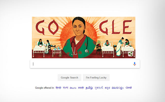 Google Doodle: Celebrating Rukhmabai Raut's Birth Anniversary