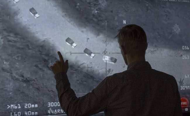 Russia Posts Image Taken From Videogame As 'Proof' That US Helps ISIS