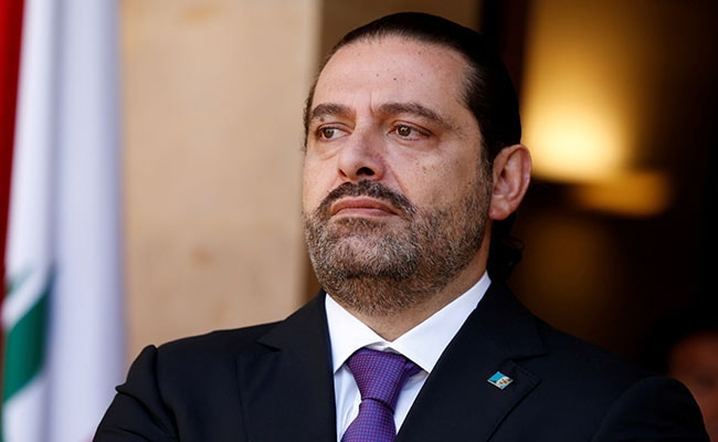Lebanon's Prime Minister Arrives In France After Saudi 'Hostage' Rumours