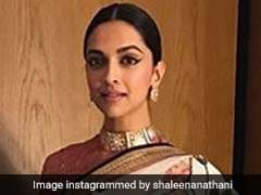 Deepika Padukone To Nita Ambani: Celebs Love Sabyasachi's Signature Look