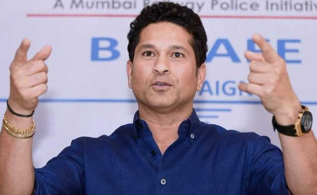 Sachin's plea to two-wheeler riders in Kerala