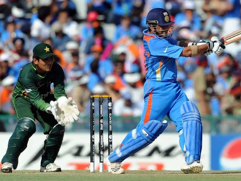 Saeed Ajmal Can't Fathom How Sachin Tendulkar Was Given Not Out In 2011 World Cup
