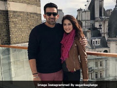 Sagarika Ghatge, Zaheer Khan's Wedding Preparations: 'There Is Stress, Yet Lot Of Excitement,' Says Actress