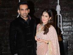 Sagarika Ghatge And Zaheer Khan's Wedding: Sachin Tendulkar Leads Celeb Roll Call At Reception